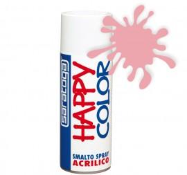 """Vopsea spray """"HAPPY COLOR"""" acrilic ROZ 400ml"""