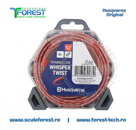 Fir motocoasa (damil) 2.7mm x 10m Whisper Twist | SculeForest