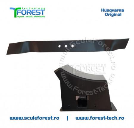 Kit mulching (macinare) ptr.masina de tuns gazonul Husqvarna LC356VP