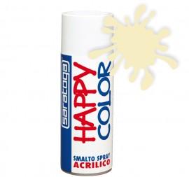 """Vopsea spray """"HAPPY COLOR"""" acrilic FILDES DESCHIS RAL 1015 400ml"""
