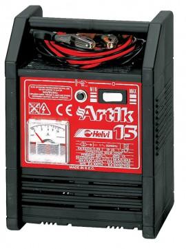 Incarcator pentru baterii 12V Helvi ARTIK 15 monofazic