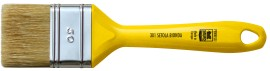 Pensula SAURO 301 cu maner din plastic gol - latime 50mm