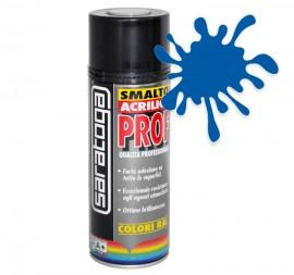 Spray email lucios SMALTO acrilic profesional ALBASTRU GENTIANA RAL5010 - 400ml
