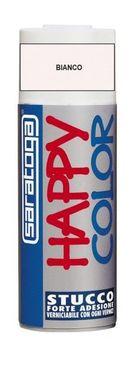 "SPRAY ""HAPPY COLOR"" STUCCO CHIT ALB - 400ml"
