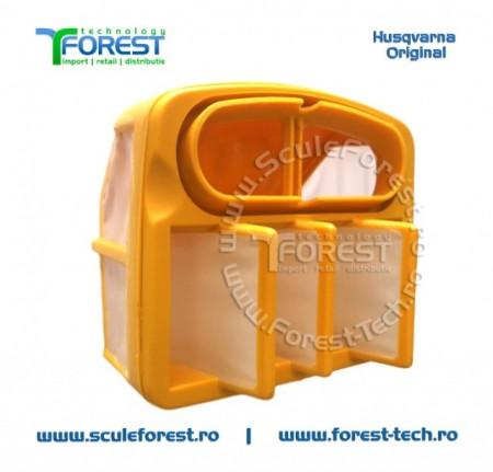 Filtru aer drujba Husqvarna 562 XP cu sita din plastic