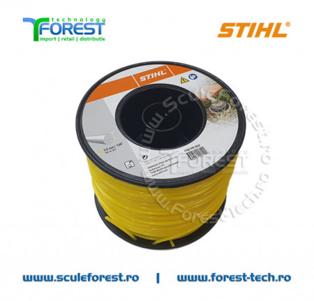 Fir motocoasa Stihl 3 mm (damil) la rola 271m | SculeForest.ro