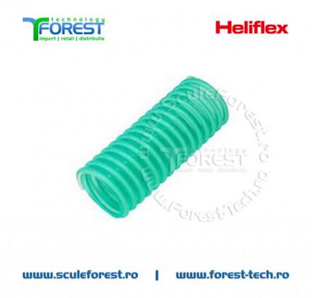 """Furtun absorbtie (aspiratie) Heliflex 80 mm pentru motopompe 3""""/ pret pe metru"""