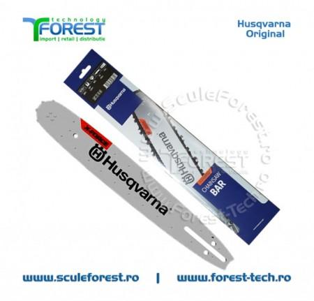 "Sina drujba Husqvarna 16"" X-FORCE (40cm) pas 3/8"" 1.3mm"