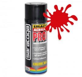 Spray email lucios SMALTO acrilic profesional PORTOCALIU SANGERIU RAL2002 - 400ml