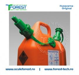 Canistra carburant 6L+2.5L Combi Husqvarna