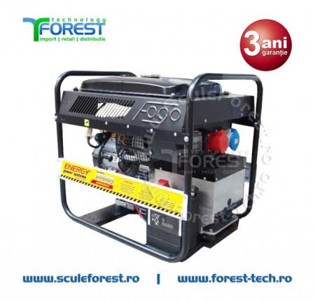 Generator curent trifazic 19.5 kVA Energy 20000 TVE, motor B&S Vanguard, benzina