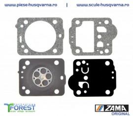 Set diafragme ZAMA carburator drujba Husqvarna 235, 236, 240