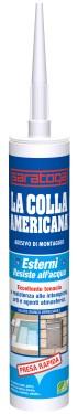 Adeziv sigilant Colla Americana Extern - cartus 450gr