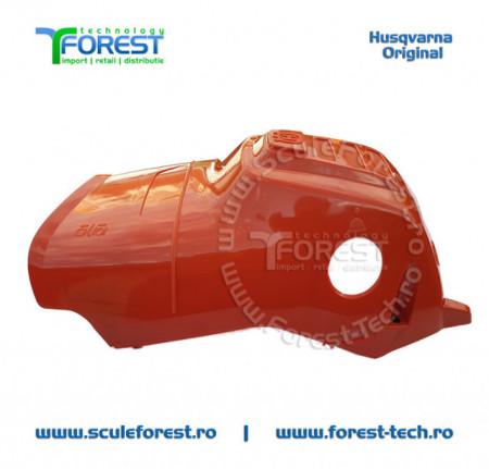 Capac cilindru drujba Husqvarna 130, 135 Mark II