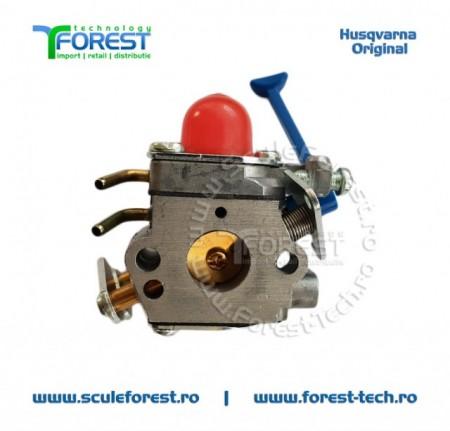 Carburator original coasa Husqvarna 128R, Jonsered 2128, McCulloch B28