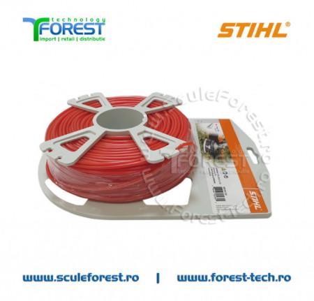 Fir motocoasa (damil) 2.7mm x 65m Stihl Round | SculeForest