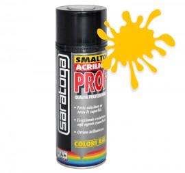 Spray email lucios SMALTO acrilic profesional GALBEN CADMIU RAL1021 - 400ml