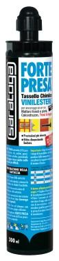 Ancora chimica FORTE PRESA® pe baza de VINILESTER - 300 ml
