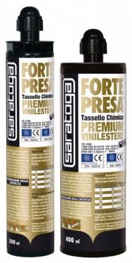 Ancora chimica FORTE PRESA® PREMIUM pe baza de VINILESTER - 300 ml