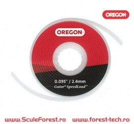 Poze Fir trimmy OREGON Gator SpeedLoad 3.0mm x 5.52m - 10 buc.