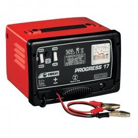Incarcator pentru baterii 12-24V Helvi PROGRESS 17 monofazic
