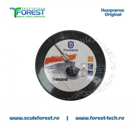 Rola fir trimmy 2.4mm x 240m OptiRound Husqvarna