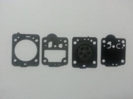 Set diafragme carburator drujba Husqvarna 235, 235 E, 236, 240 E