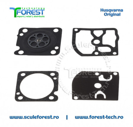 Set diafragme carburator drujba Husqvarna 555, 560 XP, 562 XP