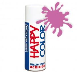 """Vopsea spray """"HAPPY COLOR"""" acrilic ERIKA RAL 4003 400ml"""
