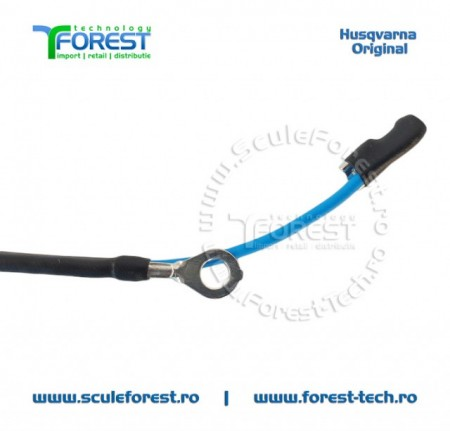 Cablu electric asamblat pentru drujba Husqvarna 445, 445e, 450, 450e