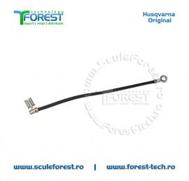 Cablu scurtcircuit pentru drujba Husqvarna 365, 371 XP, 372 XP