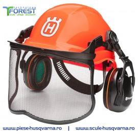 Casca de protectie cu antifoane Husqvarna Functional