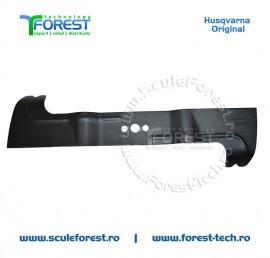 Cutit masina de tuns gazonul Husqvarna LC 348V - 480mm