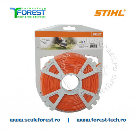 Fir motocoasa (damil) 2.4mm x 83m Stihl Round | SculeForest