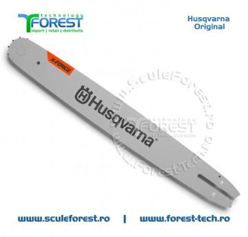 "!!! NOU !!! * Sina drujba Husqvarna 15"" X-FORCE (38cm) pas 325"" 1.5mm"