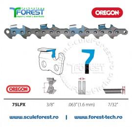 Rola lant Oregon 75LPX-100R PowerCut Super70 30,5m, pas 3/8, canal 1,6
