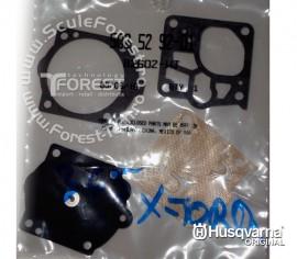 Set diafragme carburator drujba Husqvarna 365 X-torq, 372 XP X-torq