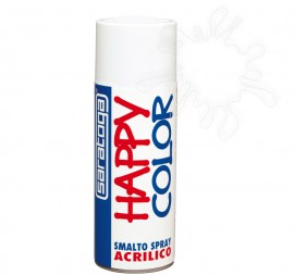 "Vopsea spray ""HAPPY COLOR"" acrilic TRANSPARENT MAT 400ml"