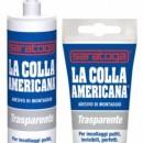 Adeziv sigilant Colla Americana transparent - tub 200gr