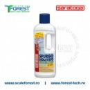 Bioactivator biologic SPURGO BIOLOGICO LICHID SARATOGA pentru curatat tevi - 750 ml