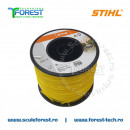 Fir motocoasa Stihl 3 mm (damil) la rola 162m | SculeForest.ro