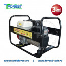 Generator curent trifazic 7.7 kVA Energy 8000 TH, motor Honda, benzina