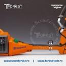 Motocoasa Husqvarna 555 FX - 3.8 CP   SculeForest.ro
