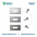 Set 3 cutite ENDURANCE pentru automower (robot de tuns gazonul) Husqvarna
