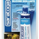 Silicon universal transparent - blister 60 ml