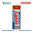 """Vopsea spray """"HAPPY COLOR"""" acrilic GRUND ANTIRUGINA ROSU 400ml"""