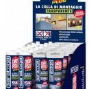 Adeziv montaj transparent - CHIODO FISSO PLUS - 280 ml