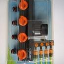 Conector robinet 4 iesiri CLABER cod: C 8581