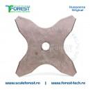 """Disc taiere iarba 275 mm, 4 cutite, 1""""(25.4mm) - Husqvarna"""