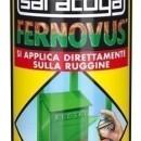 Spray vopsea gel FERNOVUS lucioasa - 400 ml - culoare rosu positano